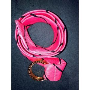 RALPH BY RALPH LAUREN | Pink Gold Waist Belt Sm